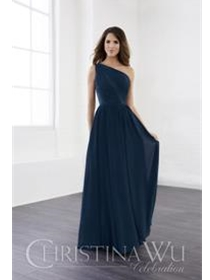 Christina Wu Celebration Bridesmaid Dress Style 22826  |  House of Brides