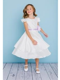 Rosebud Fashions Flower Girl Dress Style 5118  |  House of Brides