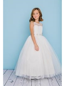 Rosebud Fashions Flower Girl Dress Style 5129  |  House of Brides