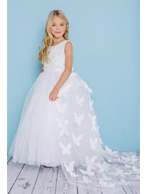 Rosebud Fashions Flower Girl Dress Style 5134  |  House of Brides