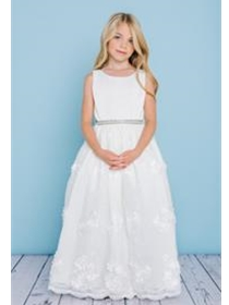 Ships Now Flower Girl Dresses Style 5128  |  House of Brides