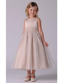 Ships Now Flower Girl Dress Style 172-1 | House of Brides