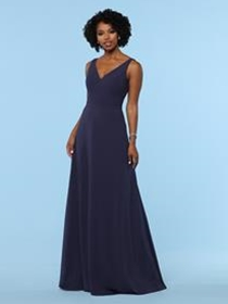 DaVinci Bridesmaid Dress Style 60374 | House of Brides
