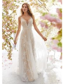 Voyage by Mori Lee Wedding Dress Style 6896/Libby | House of Brides