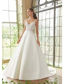 Blu by Mori Lee Wedding Dress Style 5716/Petrova | House of Brides