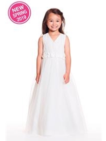 Bari Jay Flower Girl Dress Style F0719 | House of Brides
