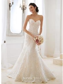 Sophia Tolli Bridals Wedding Dress Style Y11870/Alexia | House of Brides