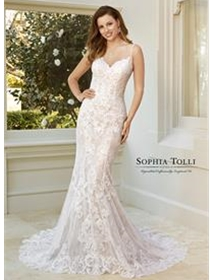 Sophia Tolli Bridals Wedding Dress Style Y11967F/Charlee | House of Brides