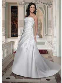 DaVinci Bridals Wedding Dress Style 8354 | House of Brides