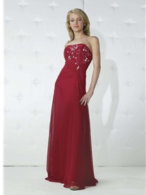 DaVinci Bridesmaids Bridesmaid Dress Style 9087 | House of Brides