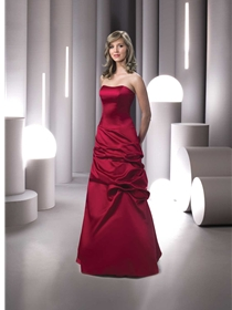 DaVinci Bridesmaids Bridesmaid Dress Style 9166 | House of Brides