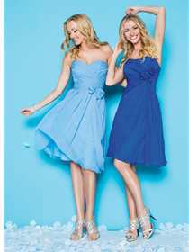 Impression Bridesmaid Dress  Style 20016 | House of Brides