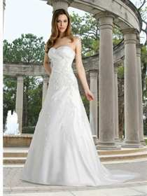 DaVinci Bridals Wedding Dress Style 50070 | House of Brides