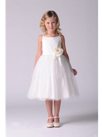 Us Angels Flowergirl Dress Style 101 | House of Brides