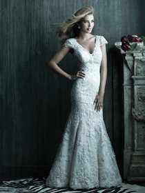 Allure Couture Wedding Dress Style C207 | House of Brides