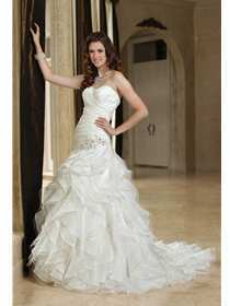 DaVinci Bridals Wedding Dress Style 50178 | House of Brides