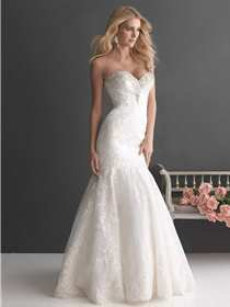 Allure Romance Wedding Dress Style 2667 | House of Brides
