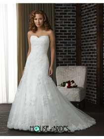 Bonny Special Occasions Wedding Dress Style 317 | House of Brides
