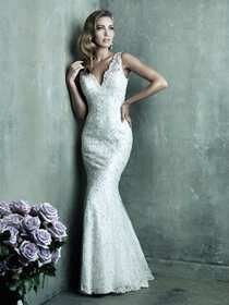 Allure Couture Wedding Dress Style C291 | House of Brides