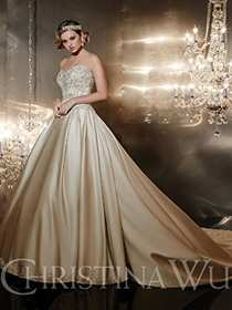 Christina Wu Wedding Dress Style 15538 | House of Brides