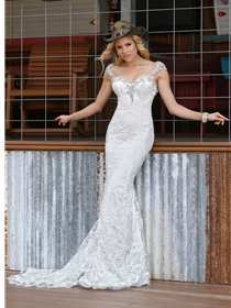 DaVinci Bridals Wedding Dress Style 50307 | House of Brides