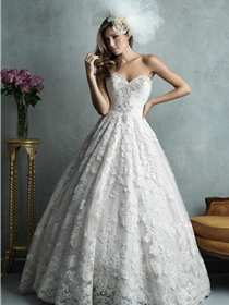 Allure Couture Wedding Dress Style C328 | House of Brides