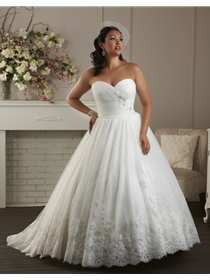 Unforgettable by Bonny Wedding Dress Style 1400 | House of Brides