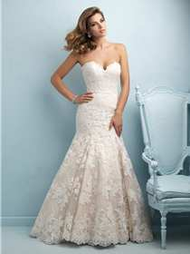 Allure Bridals Wedding Dress Style 9215 | House of Brides