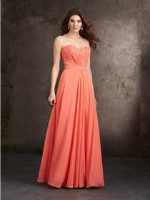 Allure Bridesmaids Bridesmaid Dress Style 1415 | House of Brides