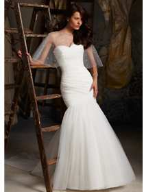 Blu by Mori Lee Wedding Dress Style 5108 | House of Brides