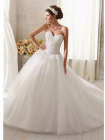 Blu by Mori Lee Wedding Dress Style 5216 | House of Brides