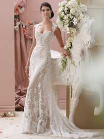 Martin Thornburg for Mon Cheri Wedding Dress Style 115229/Lourdes | House of Brides