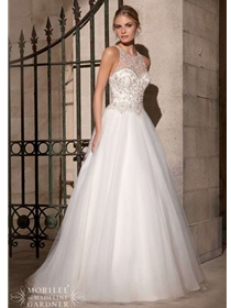 Mori Lee Wedding Dress Style 2711 | House of Brides