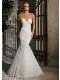 Mori Lee Wedding Dress Style 2713 | House of Brides