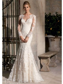 Mori Lee Wedding Dress Style 2725 | House of Brides