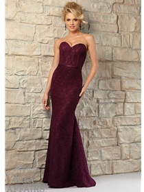 Affairs by Mori Lee Bridesmaid Dress Style 721 | House of Brides