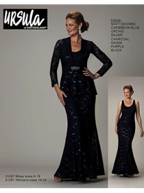 Ursula of Switzerland Special Occasion Dress Style 31287 | House of Brides