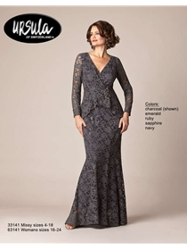 Ursula of Switzerland Special Occasion Dress Style 33141 | House of Brides