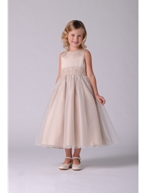 Us Angels Flower Girl Dress Style 172 | House of Brides