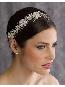 Edward Berger Headband Style 2562 | House of Brides