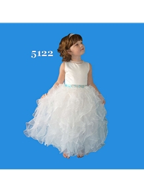 Rosebud Fashions Flower Girl Dress Style 5122 | House of Brides