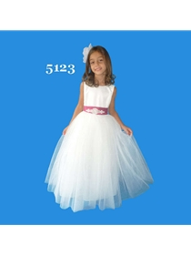 Rosebud Fashions Flower Girl Dress Style 5123 | House of Brides