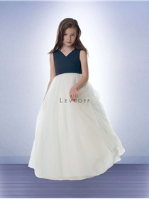 Bill Levkoff Flowergirl Dress Style 15401 | House of Brides