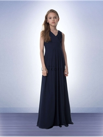 Bill Levkoff Junior Bridesmaid Dress Style 15402 | House of Brides