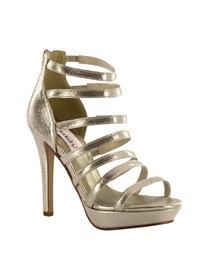 Dyeables Shoes Style Lola Champagne Shimmer | House of Brides