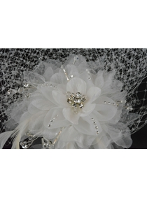 A Crowning Touch Headpiece Style C29 | House of Brides