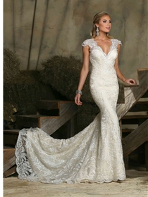 DaVinci Bridals Wedding Dress Style 50329 | House of Brides