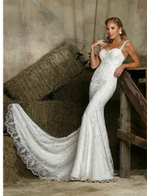 DaVinci Bridals Wedding Dress Style 50338 | House of Brides