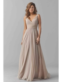 Watters Bridesmaid Dress Style 8542i | House of Brides