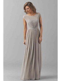 Watters Bridesmaid Dress Style 8548i | House of Brides